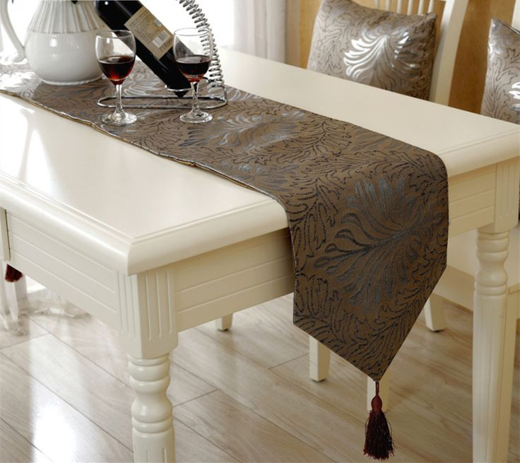 17 Best Ideas About Coffee Table Runner On Pinterest Winter Decorations No Sew Projects And