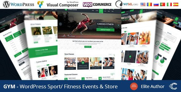 Check out GYM. Sport Fitness Bootstrap Responsive Theme @bootstrapstage