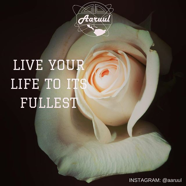 Live your life to its fullest @aaruul @aaruul @aaruul #love #tbt #inspiration #passion #goal #motivation #hashtag #like4like #fashion #fitness #gym #persistence #car #cars #elite #fun #precious #aaruul #80s #retro #discipline #goodlife #feeling #life #flower #flowerstagram #socialmedia
