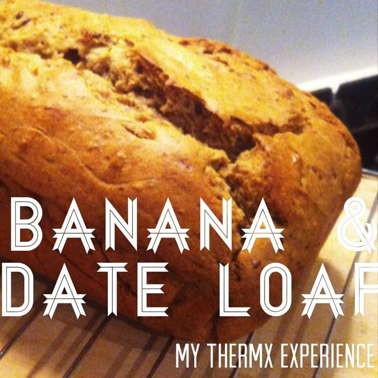 Clone of Quick & Easy Banana Date Loaf