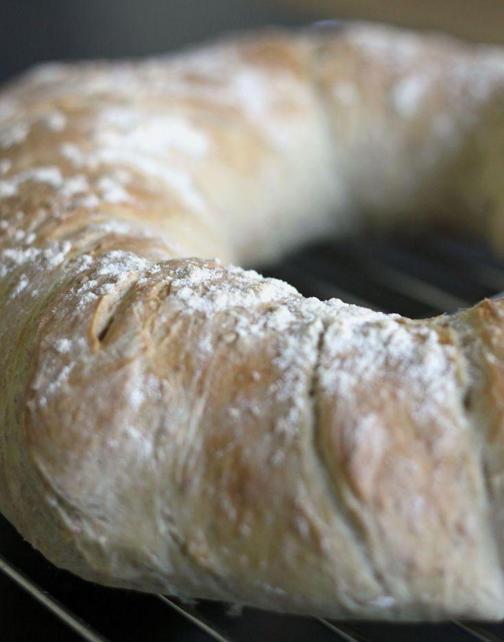 Brød til tapas