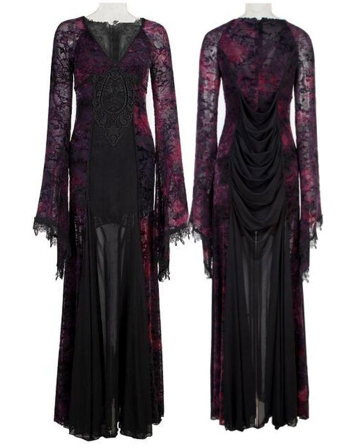 Punk Rave | Opium Dress - Tragic Beautiful buy online from Australia