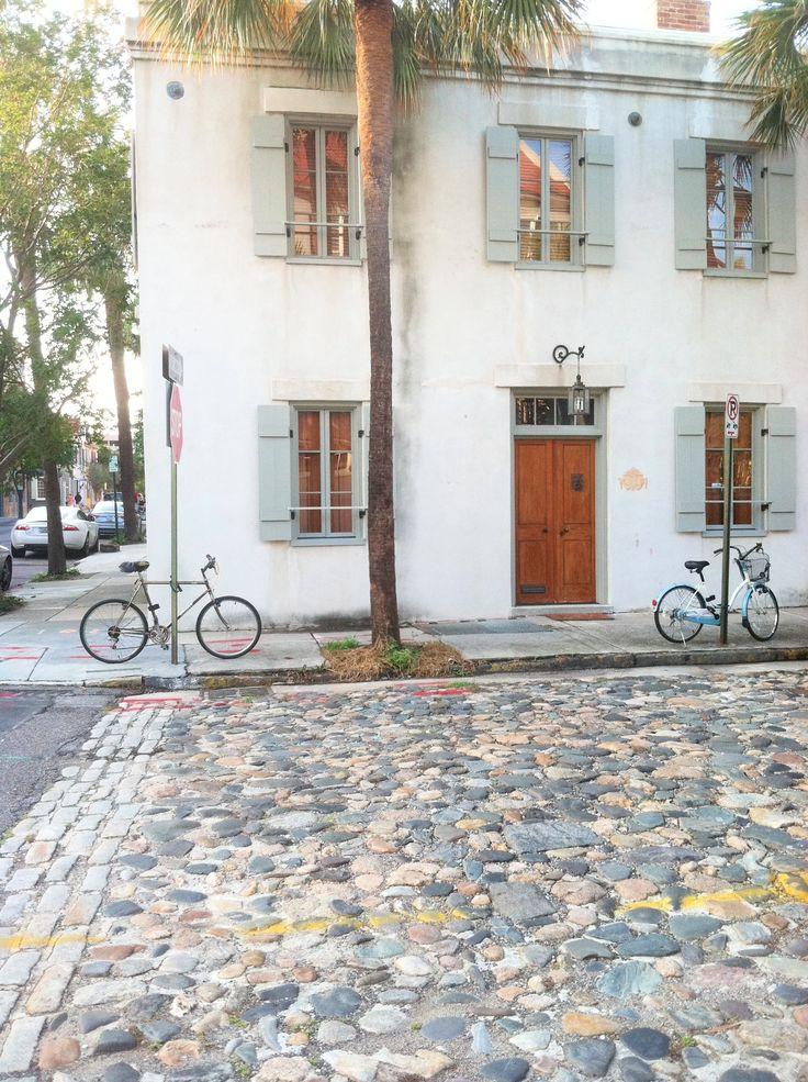 Cobblestone Streets of Charleston,SC   Photo By: Christy Milliken, 2012