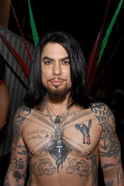 Dave Navarro  ~~  One of my favs!