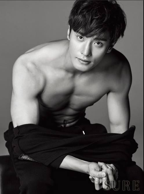 Sung Hoon, Korean actor in the dramas, Noble My Love and Oh My Venus