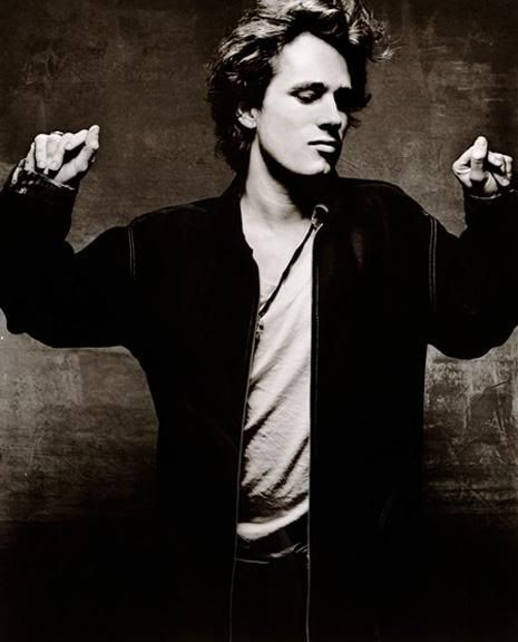 Jeff Buckley was the real deal. It was my honour was to meet him and see him perform.