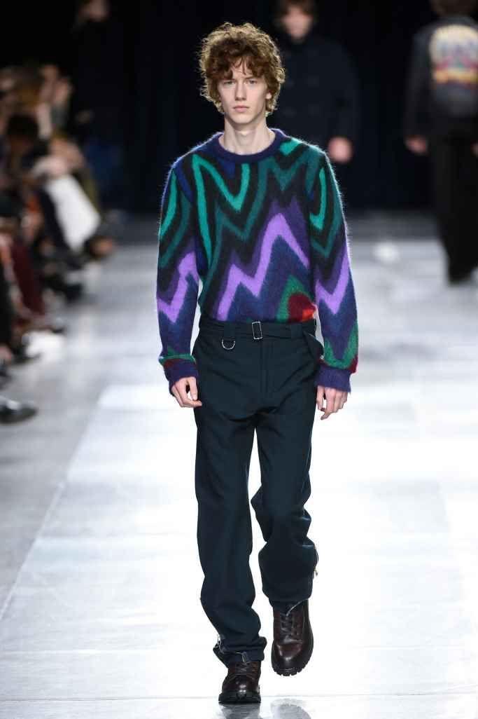 Male Fashion Trends: Paul Smith Fall-Winter 2018-2019 ...