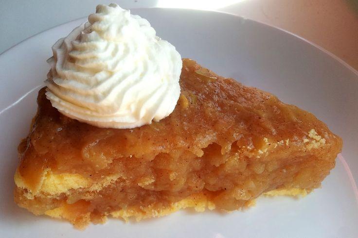Krysy v Kuchyni: Bezlepkový Nepečený jablečný koláč