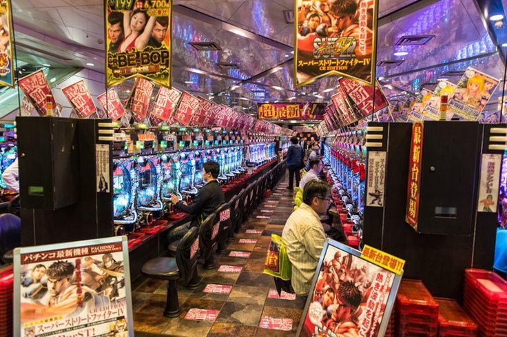 Pachinko -  Osaka by Aleksander Poniewierski on 500px