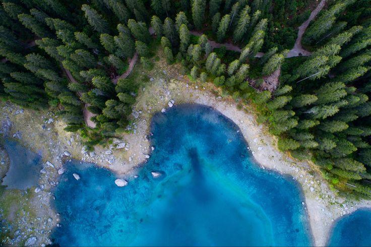 Carezza Lake -Dolomites -Italy