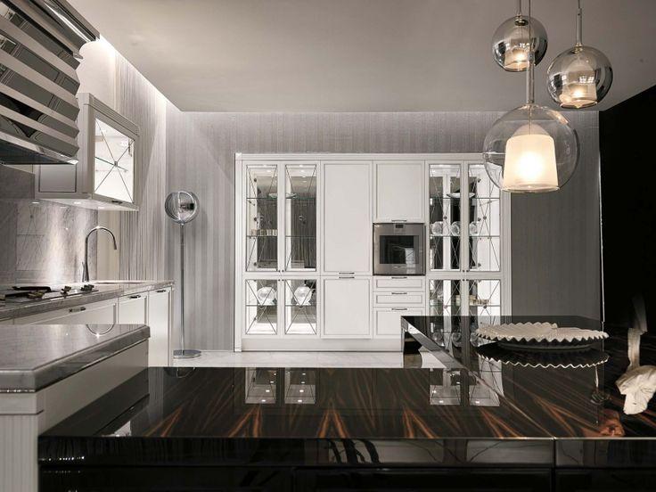 meble kuchenne zobacz ekskluzywne woskie kuchnie na wymiar zdjcie numer 9 kuchnia pinterest