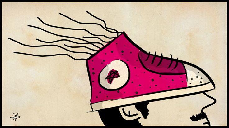 converse head  #Converse_Head ..