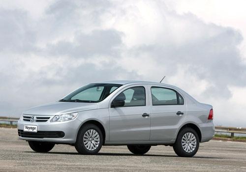 Volkswagen Gol Sedán 2012