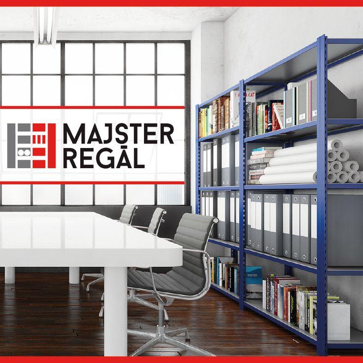 Chcete být odlišní a vlastnit regál, jako nikdo jiný nemá? Celokovový regál profilu T Vám umožňuje vytvořit regálový systém, který bude vynikat svým unikátním dizajnem, provedením a jedinečnou technologií! Najdete jen u nás! www.majster-regal.cz #majsterregal #regály #jedinečnost #novétechologie
