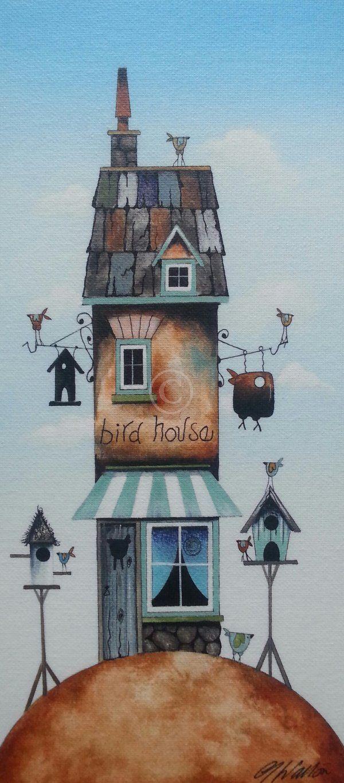 The Bird House by Gary Walton | Gary Walton Design