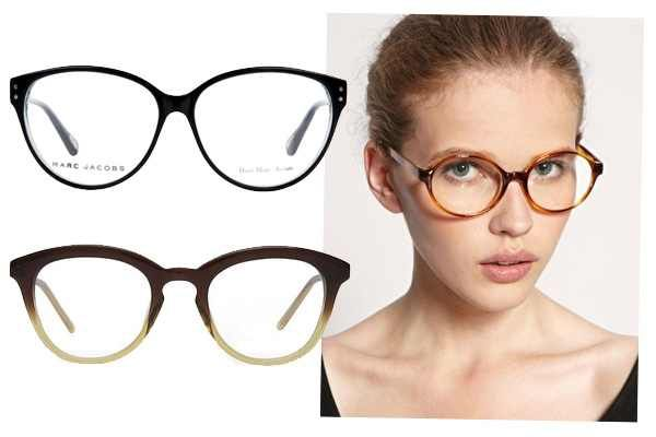 Eyewear Semi Cat Eye Shape