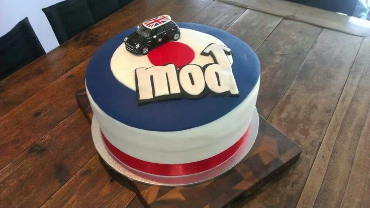 Special birthday cake - so much fun making this.