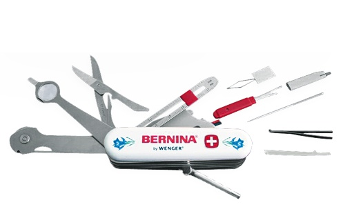 Bernina Swiss Sew Essential Tool The Versatile Pocket