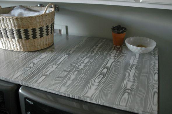 247 best furniture redo ideas images on pinterest for Faux bois painting technique