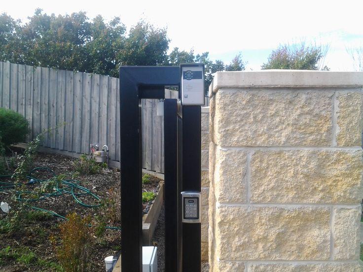 Accessories - Keypad & Intercom for automatic gates. The Motorised Gate Company - Melbourne, Australia. Visit us @ www.themotorisedgatecompany.com.au