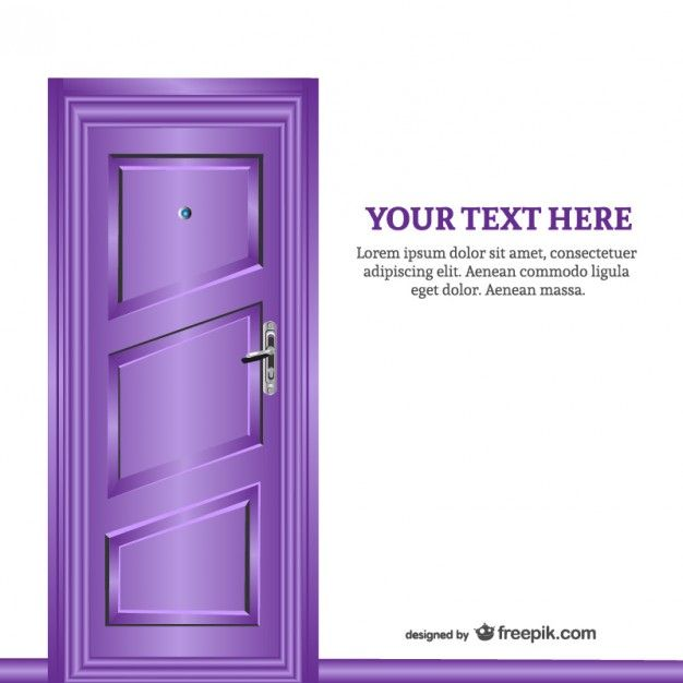 Closed Door Drawing free vector door closed from wood and glass - pesquisa google