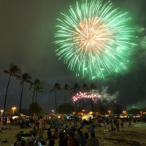 july 4th 2017 honolulu