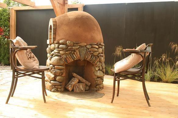 horno ecologico