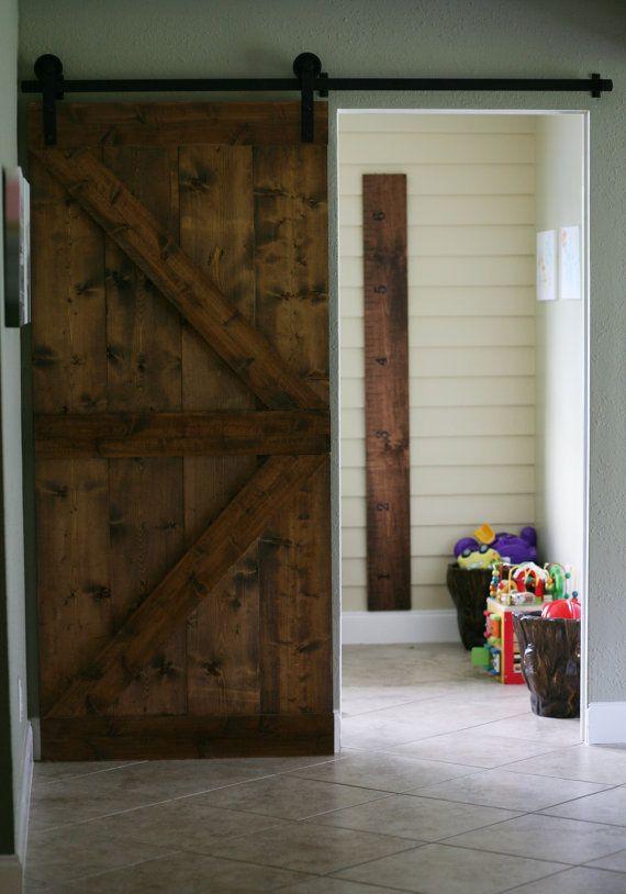Barn Door Track Custom Barn Door Track By Heathermow On