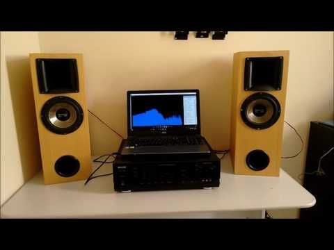 Novo setup, Caixa selada + sub - YouTube