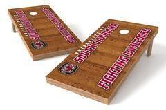 South Carolina Gamecocks Single Cornhole Board - Vertical