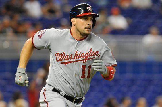 Ryan Zimmerman, des Nationals de Washington - Deux joueurs de baseball poursuivent Al Jazeera