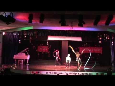 Sare Kolejinde 10 Kasım Etkinliği - YouTube