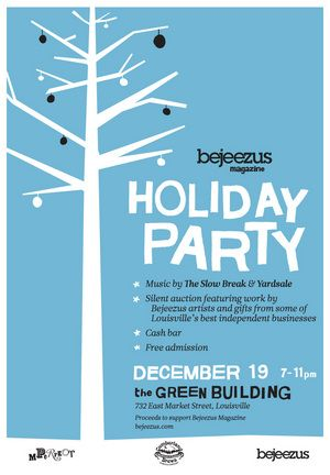 holiday flyer