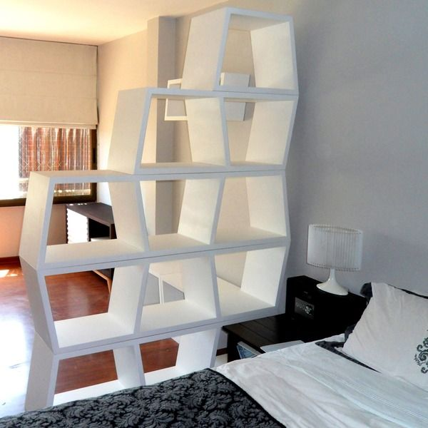 M s de 25 ideas incre bles sobre estanter a separador de for Mueble separador de ambientes