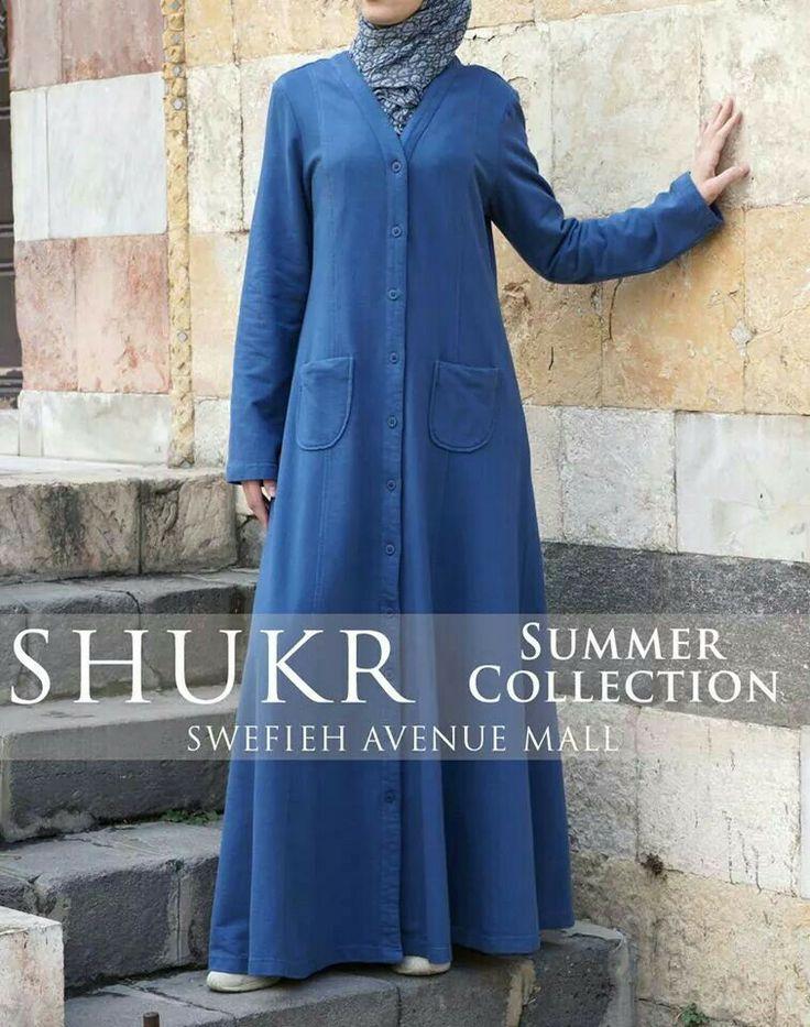 Maxi cardigan from Shukr <3