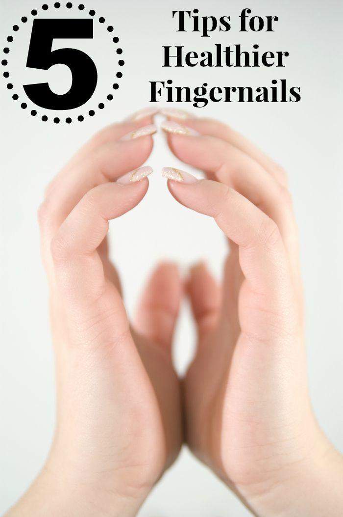 5 Tipps für gesündere Fingernägel – schnell und einfach! – Dies&Das