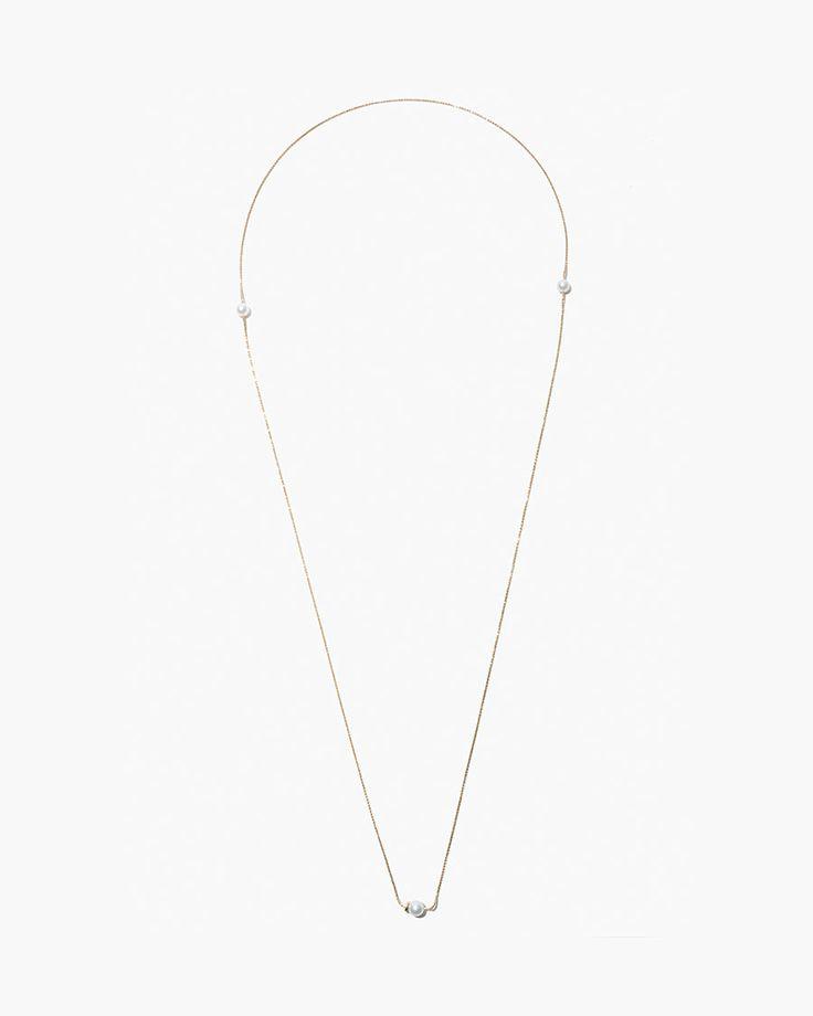 Sophie Bille Brahe / La Pyramide Necklace