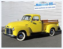 Chevrolet 3100 Deluxe 1953