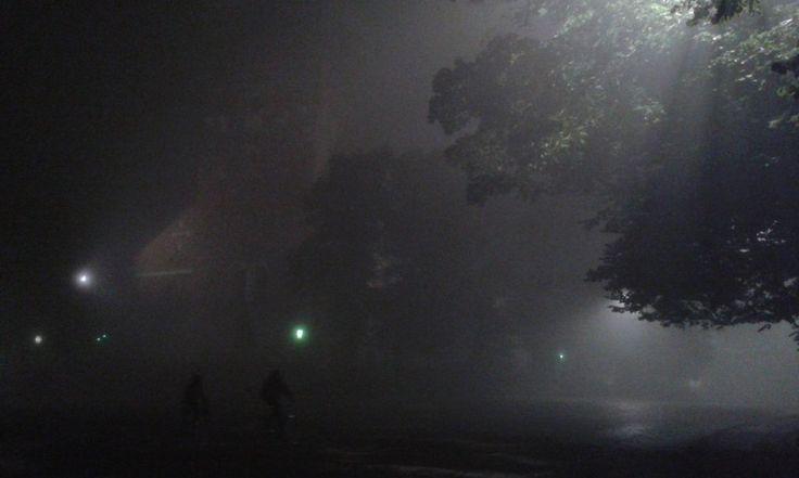Blurry Night by Zynddnyz.deviantart.com on @DeviantArt