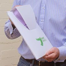 Shirt Shield - excellent present for those hard to buy for commutershttp://shirtshield.co.uk