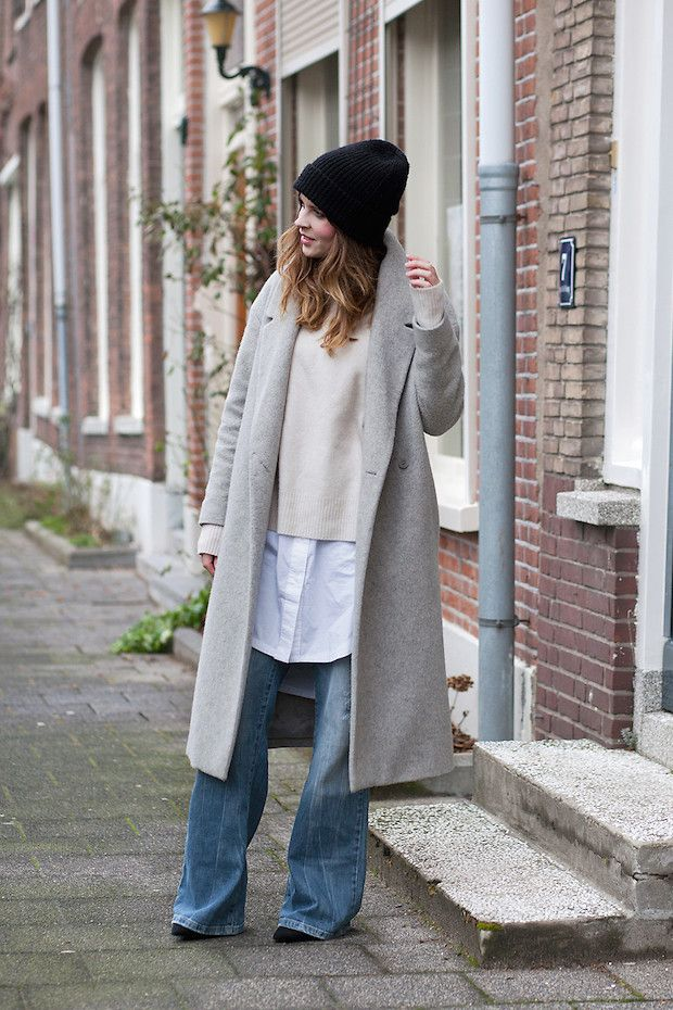 Christine R. - Cos Coat - Loose fit layering