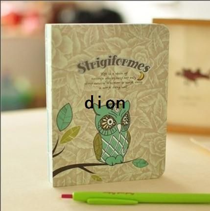 Wholesale Other Desk Accessories - Buy Vintage Kawaii Night Owl Design Notepads/DIIY Journal Notebook Paper/Diary Books/Nice Gift/, $4.64 | DHgate