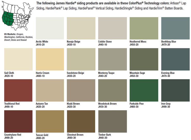james hardie fiber cement siding western colors walltimber bark jh - Ciment Color