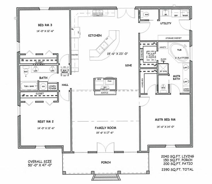 62 best images about home house plans on pinterest for Fireplace floor plan