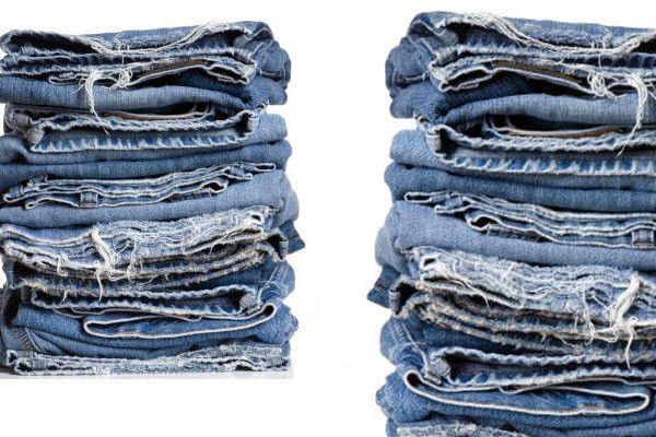 Riciclo: i vecchi Jeans