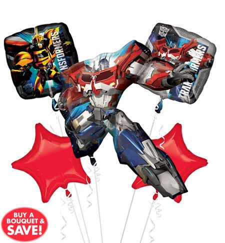 Transformers Party Supplies - Transformers Birthday - Party City Canada