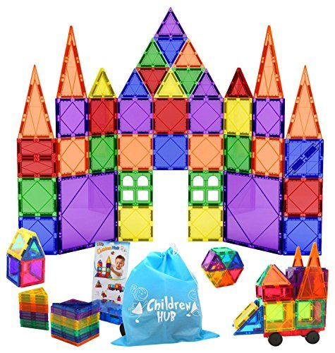 Children Hub 46pcs Magnetic Tiles Set - Building Construc... https://www.amazon.com/dp/B0746FF3XH/ref=cm_sw_r_pi_dp_U_x_1SYsAbTFT9TJQ
