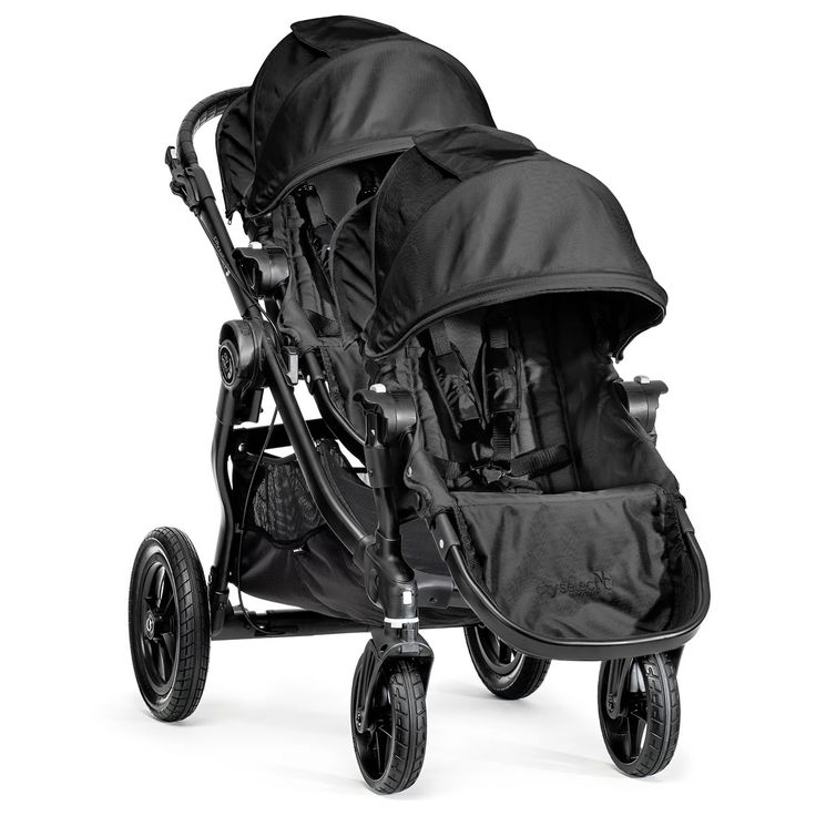 Baby Jogger 2014 City Select Double - Black