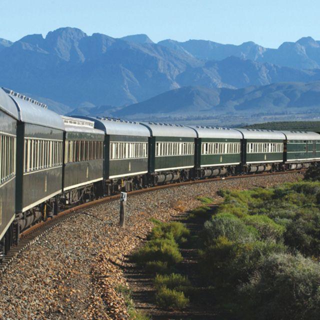 Rovos Rail Cape Town Office - Cape Town, South Africa | AFAR.com