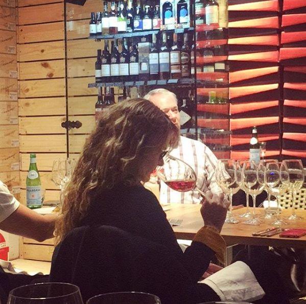 Cata de vinos 🍷 #vinosdelrio #bebevino #winelovers #catadevinos